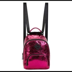 Kendall & Kylie Mini Fuchsia Backpack
